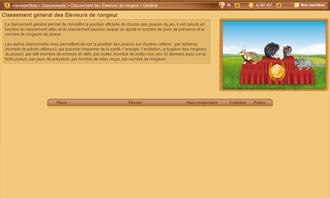 HamsterStory - Conviertete en el mejor criador de roedores